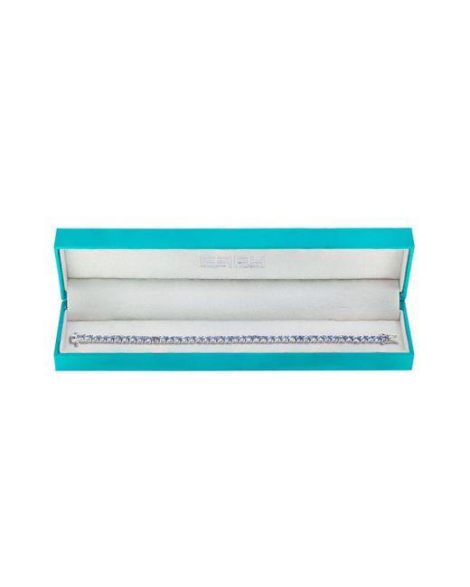 Effy - Metallic Tanzanite Sterling Silver Tennis Bracelet - Lyst