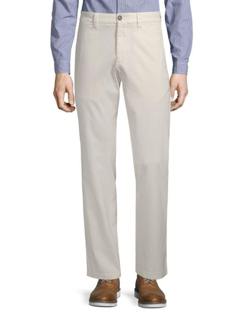 Tommy Bahama - Gray Paradise Classic Chino Pants for Men - Lyst