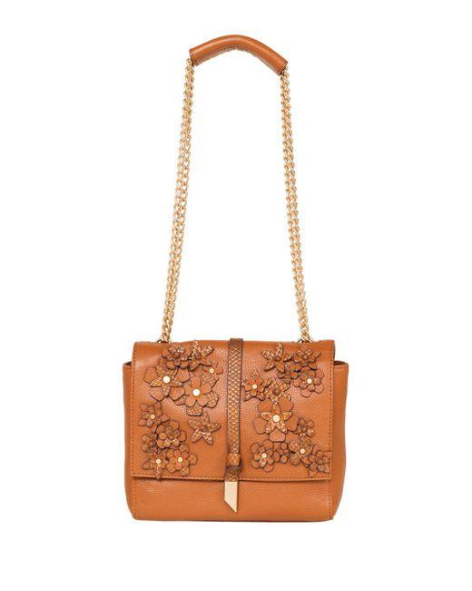 Foley + Corinna - Brown Dahlila Crossbody Leather Bag - Lyst