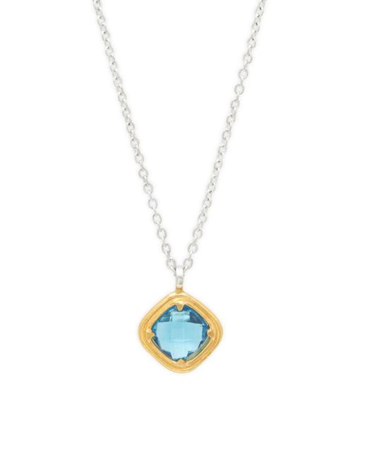Gurhan - Metallic Blue Topaz Pendant Necklace - Lyst