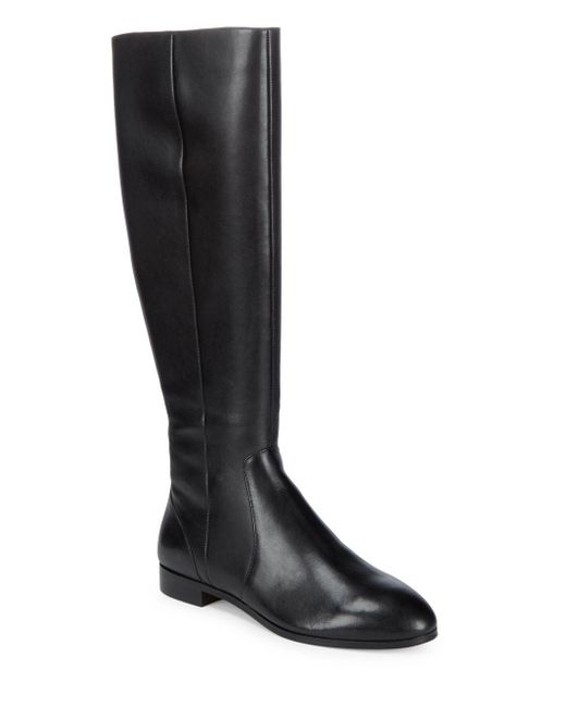 Saks Fifth Avenue - Black Robin Knee-high Boots - Lyst