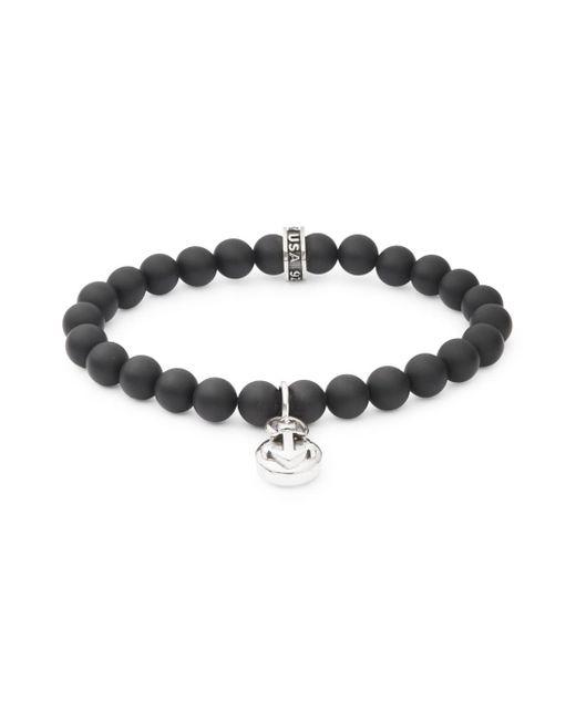 King Baby Studio - Black Onyx & Sterling Silver Bracelet - Lyst