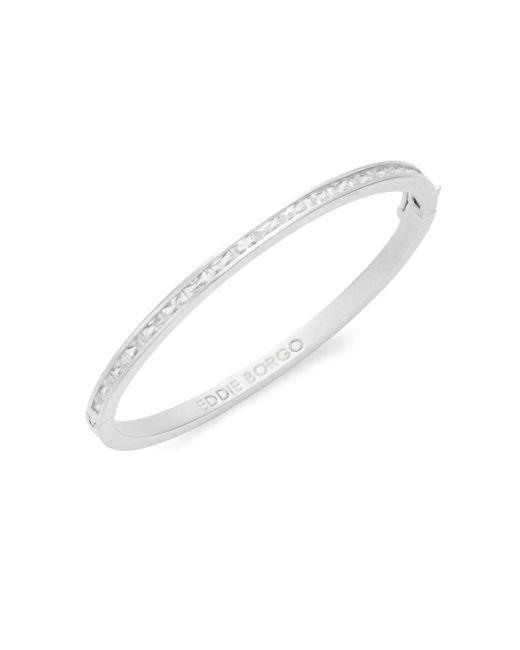 Eddie Borgo - Metallic Polished Cuff Bracelet - Lyst