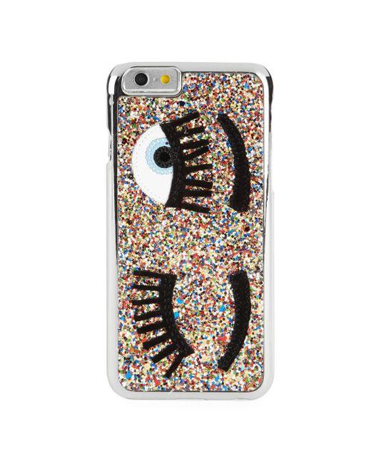 Chiara Ferragni - Multicolor Flirting iPhone 6 Plus Case - Lyst