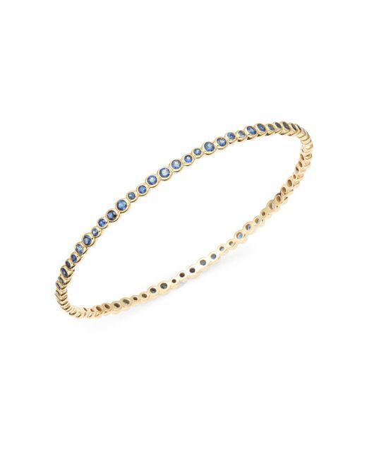 Ippolita   Metallic 18k Gold Glamazon Bangle Bracelet   Lyst