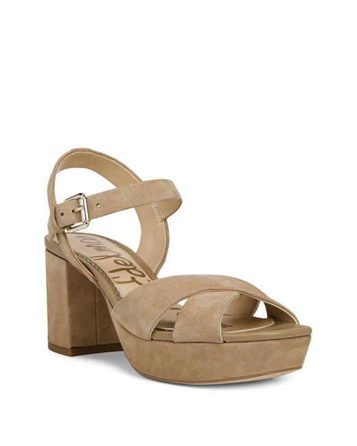 dd607509b47 Lyst Sam Edelman Jolene Suede Platform Sandals In Black. Louia Black Lace Up  Wedges. Espadrilles Sandals Prettylittlething. Missy Empire ...