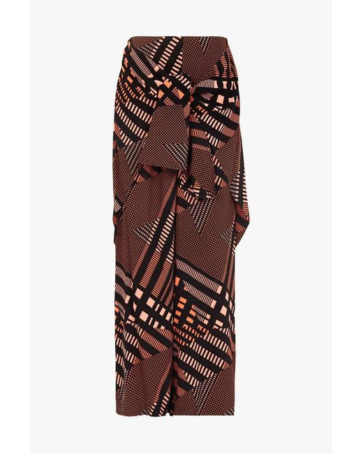 Sass & Bide - Multicolor Systematic Somethings Pant - Lyst