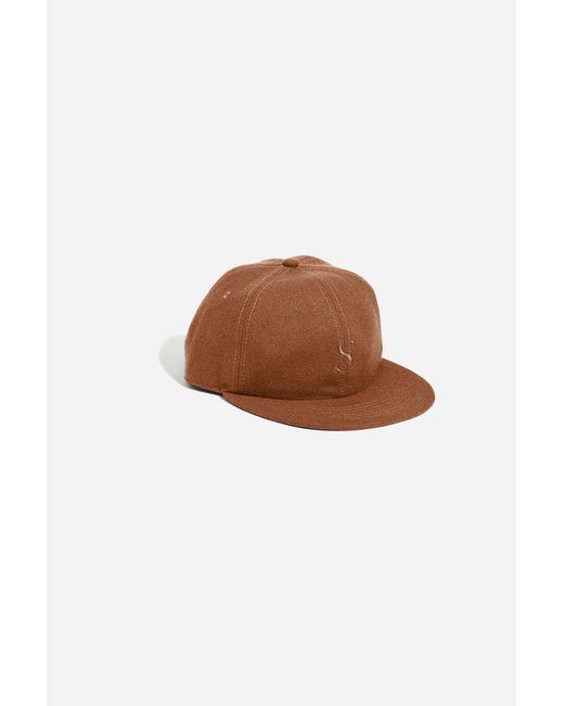 Saturdays NYC - Natural Rich Wool Hat | Burnt Khaki for Men - Lyst