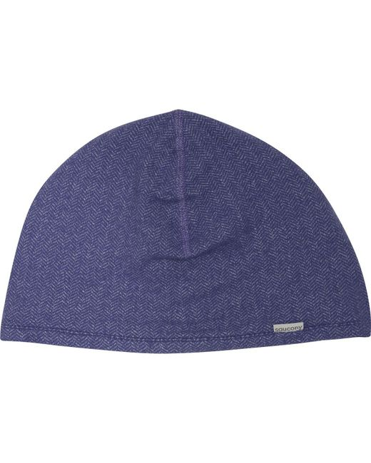 Saucony | Blue Brisk Skull Cap for Men | Lyst