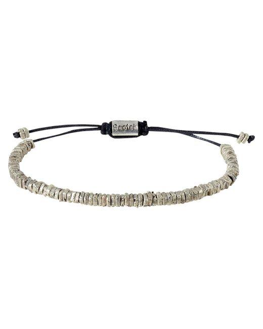 Scotch & Soda | Metallic Winter Bracelet for Men | Lyst