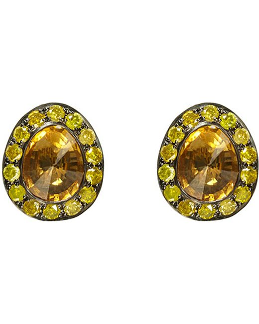 Annoushka | Dusty 18ct Yellow-gold | Lyst