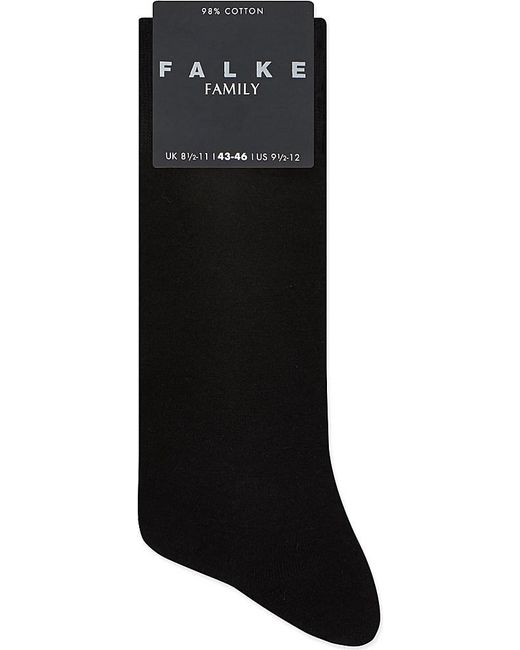 Falke | Black Cool 24/7 Socks for Men | Lyst