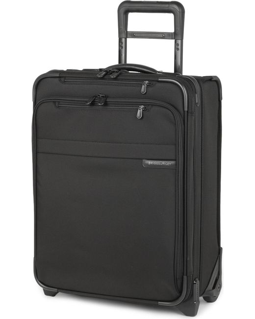 Briggs & Riley - Black Baseline International Carry-on Expandable Upright Suitcase 51cm - Lyst