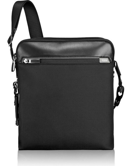 Tumi - Black Arrivé Lucas Crossbody Bag for Men - Lyst