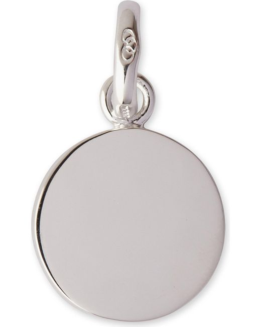 Links of London | Metallic Disc Charm | Lyst