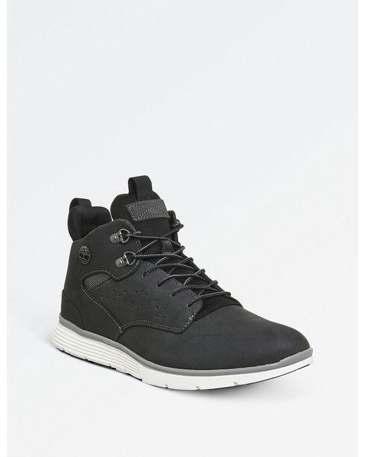 Timberland - Black Killington Hiker Leather Hiking Boots for Men - Lyst