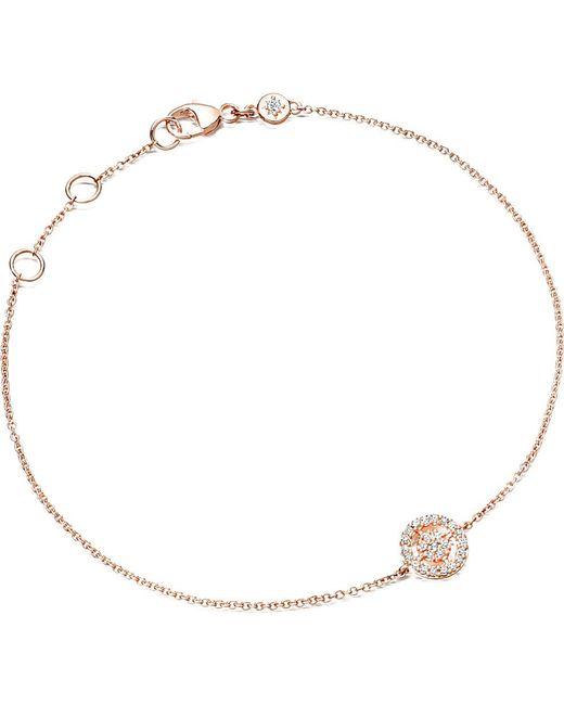 Astley Clarke   Pink Mini Icon Aura Bracelet   Lyst