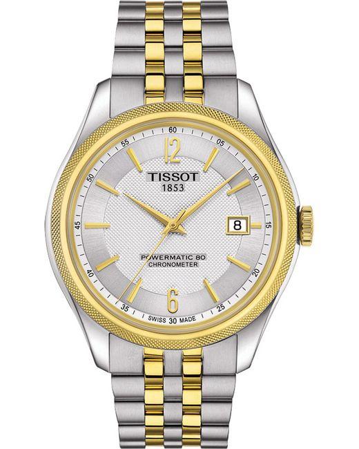 Tissot - Metallic T1084082203700 Ballade Stainless Steel Automatic Watch for Men - Lyst