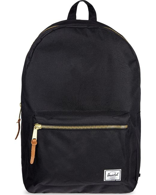 49de18e7310 Lyst - Herschel Supply Co. Settlement Backpack in Black for Men ...
