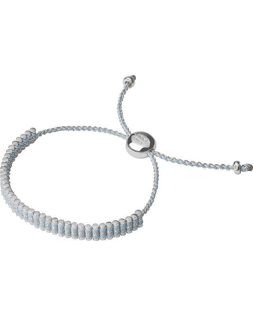 Links of London | Metallic Mini Friendship Bracelet | Lyst