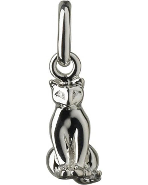 Links of London | Metallic Cat Sterling Silver Charm | Lyst