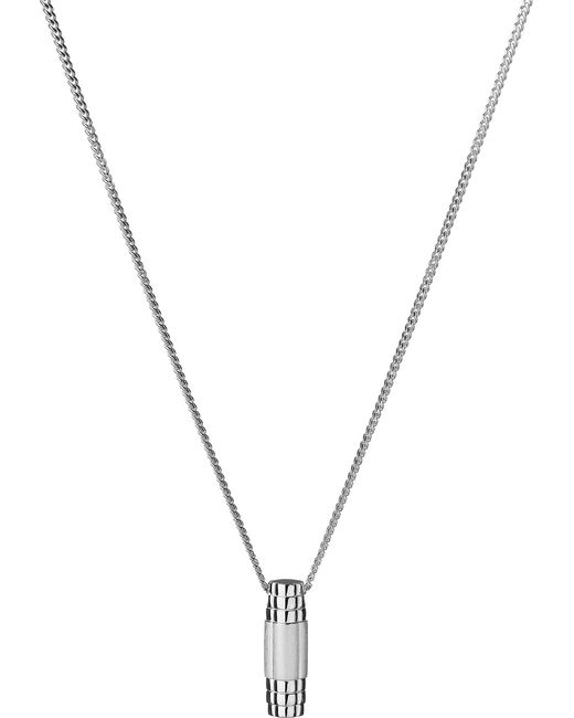 Links of London | Metallic Venture Sterling Silver Pendant Necklace | Lyst