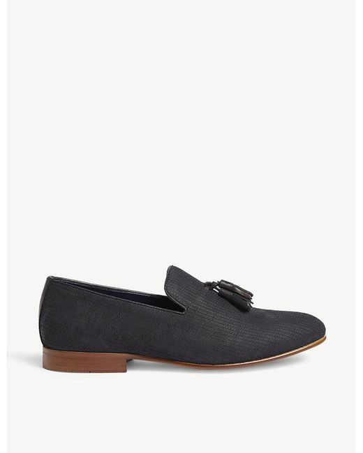 ALDO - Black Cadilia Loafers for Men - Lyst