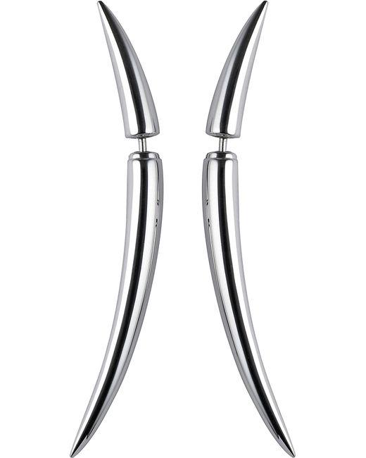 Shaun Leane - Multicolor Quill Silver Earrings Size 1 - Lyst
