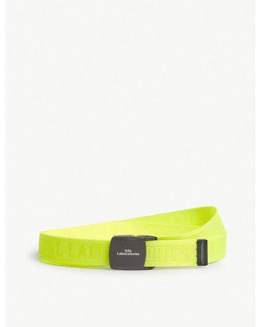 Undercover - Yellow Hal Laboratories Skater Belt for Men - Lyst