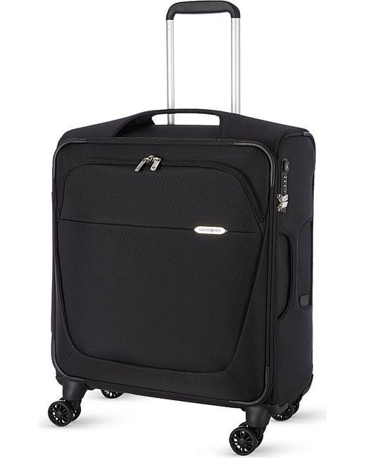 Samsonite | Black Four-wheel Spinner Suitcase 56cm for Men | Lyst