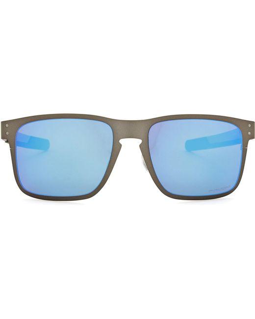Oakley Oo4123 Holbrook Square-frame Sunglasses - Lyst