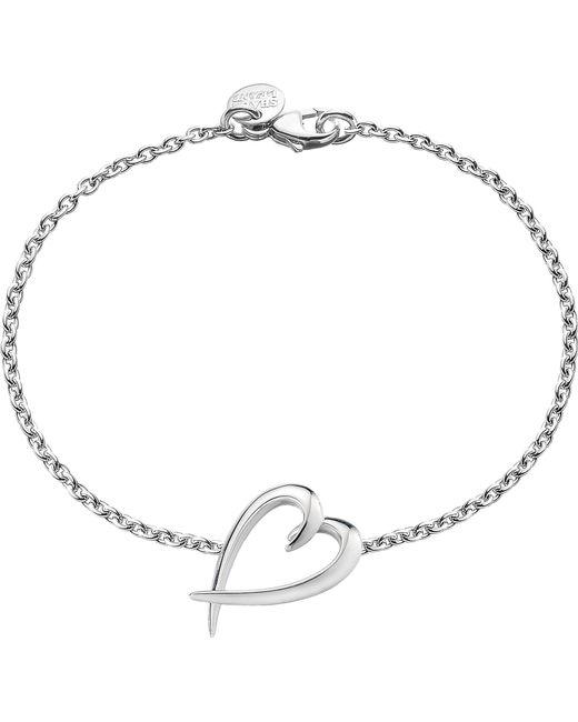Shaun Leane - Metallic Signature Heart Sterling Silver Bracelet - Lyst