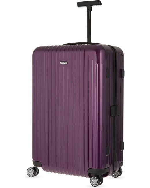 Rimowa - Purple Salsa Air Four-wheel Suitcase 68cm - Lyst