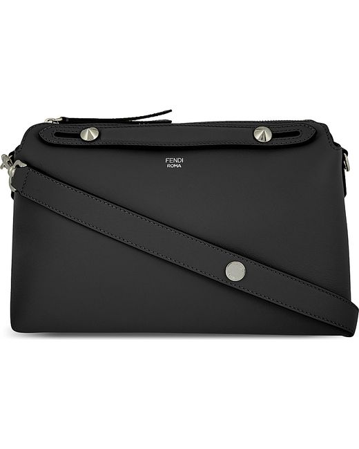 Fendi   Black Small 'by The Way' Tote   Lyst