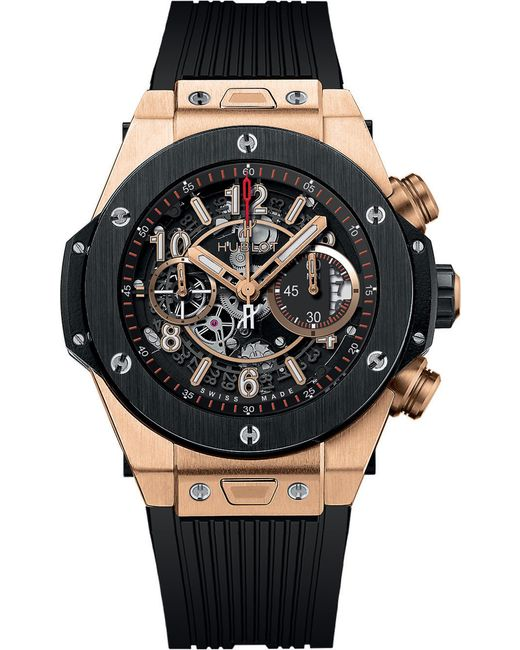 Hublot - Multicolor 411.om.1180.rx Big Bang King Gold Watch for Men - Lyst