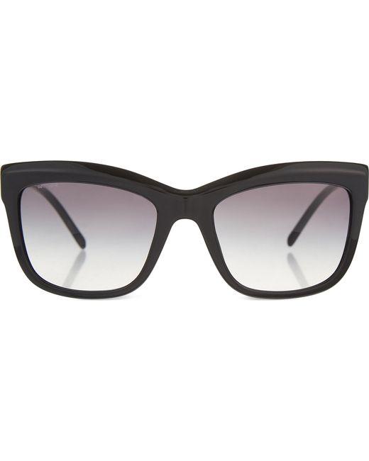 Burberry | Black B4207 Square Sunglasses | Lyst