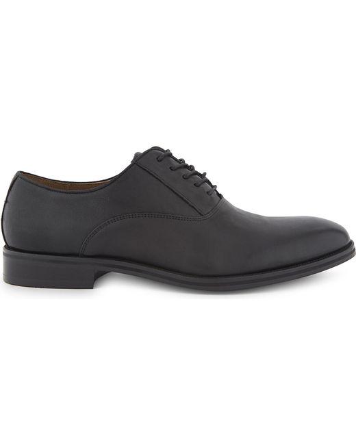 ALDO | Black Eloie Suede Oxford Shoes for Men | Lyst