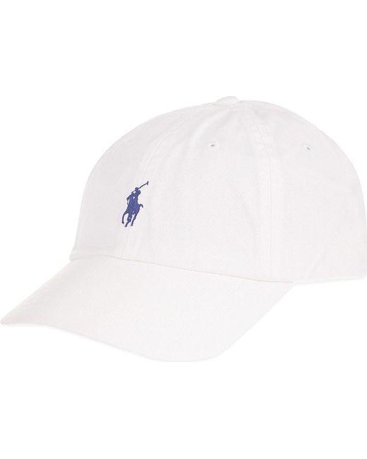 Polo Ralph Lauren | White Classic Pony Baseball Cap for Men | Lyst