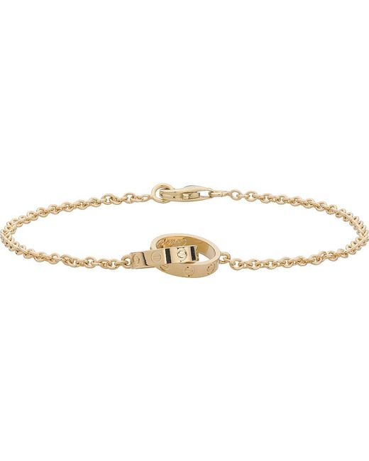 Cartier | Love 18ct Yellow-gold Bracelet | Lyst