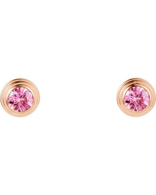 Cartier | Saphirs Légers De 18ct Pink-gold And Sapphire Earrings | Lyst