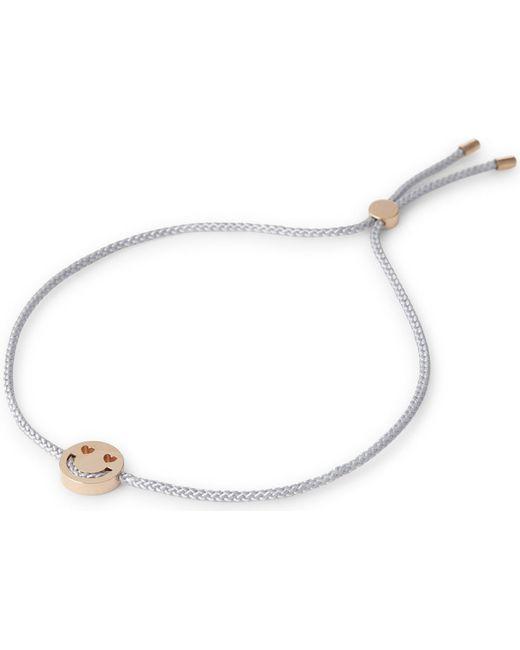 Ruifier | Metallic Friends Smitten 18ct Rose Gold Cord Bracelet | Lyst