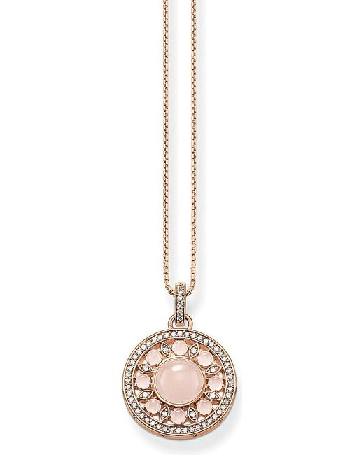 Thomas Sabo | Metallic Glam & Soul Rose Gold-plated | Lyst