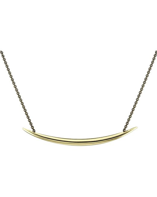 Shaun Leane | Metallic Quill Gold-plate Necklace | Lyst