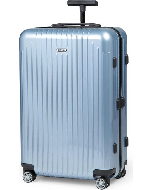 Rimowa - Blue Salsa Air Four-wheel Suitcase 68cm - Lyst