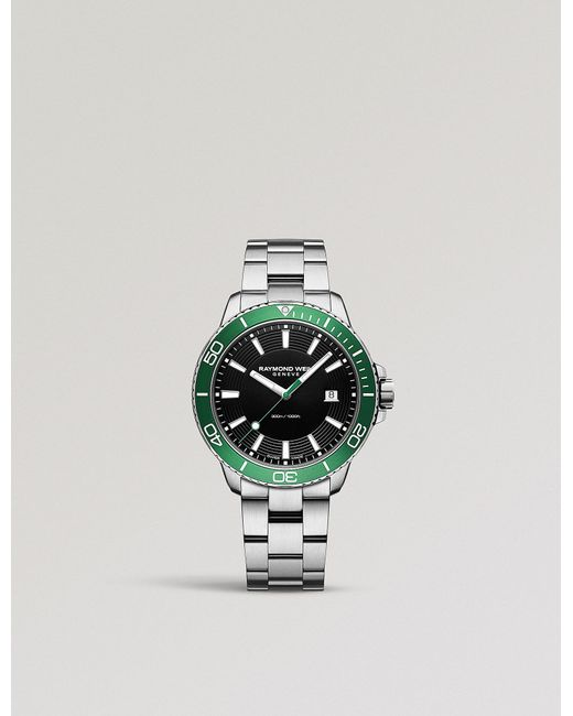 Raymond Weil - Metallic 8260-st7-20001 Tango Diver Stainless Steel Watch for Men - Lyst