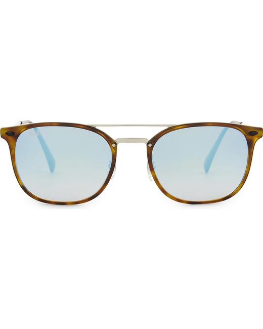 Ray-Ban Brown Rb4286 Square-frame Sunglasses
