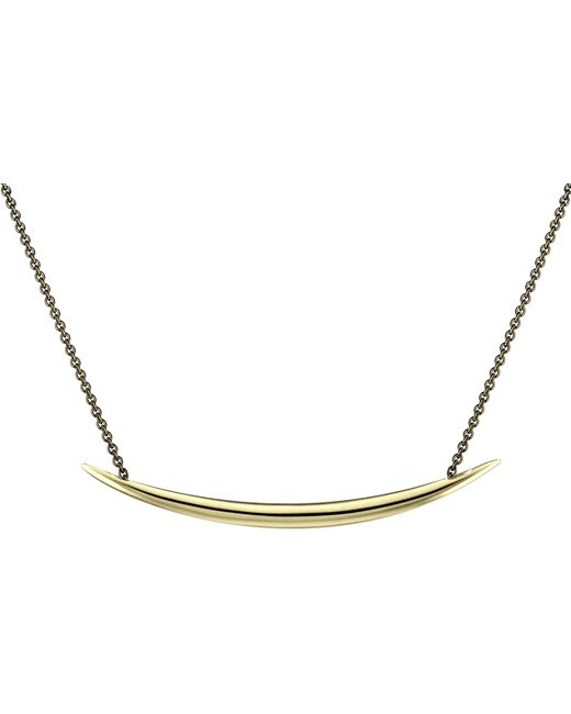 Shaun Leane - Metallic Quill Gold-plate Necklace - Lyst