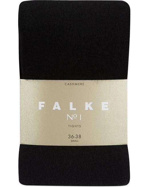 Falke - Black No 1 Cashmere Tights - Lyst