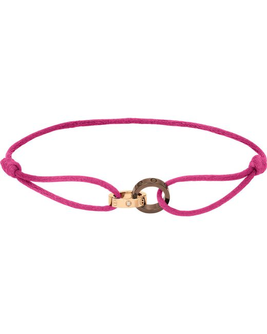 Cartier | Love 18ct Pink-gold | Lyst