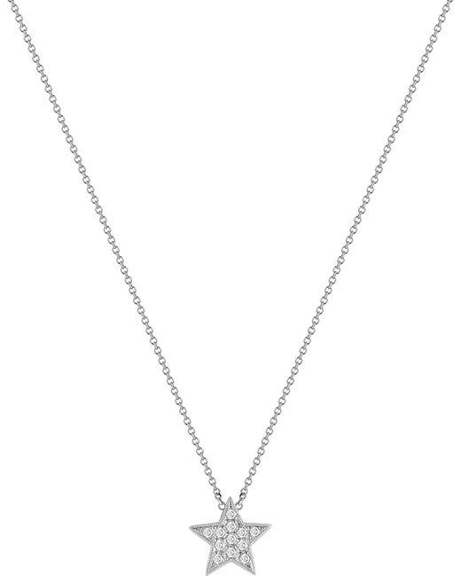 The Alkemistry - Metallic Julianna Himiko 14ct White-gold And Diamond Necklace - Lyst